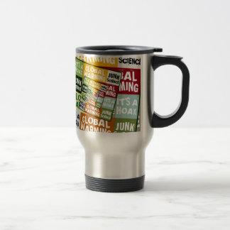 Global Warming Fraud Mug