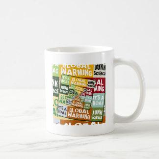 Global Warming Fraud Coffee Mugs