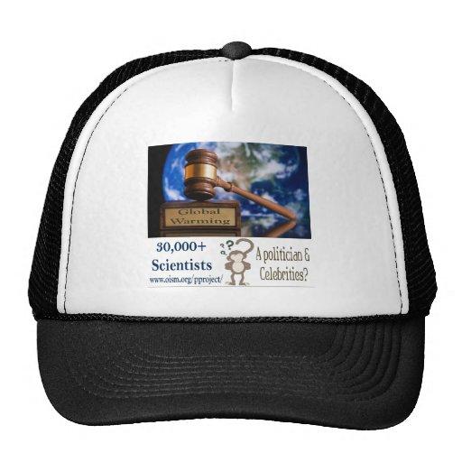 Global Warming Hats