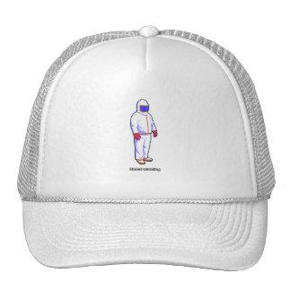 Global Warming Heat Suit Hat