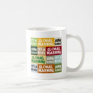 Global Warming Hoax Coffee Mug