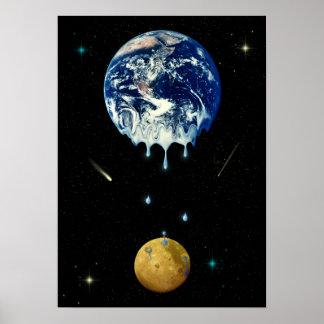 Global Warming II Poster
