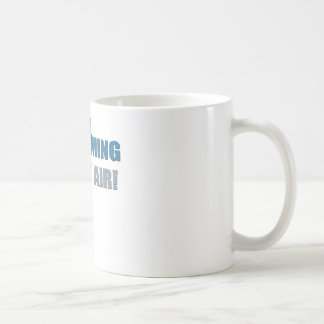 GLOBAL WARMING is just HOT AIR Classic White Coffee Mug