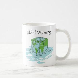 Global Warming is so Uncool Coffee Mug