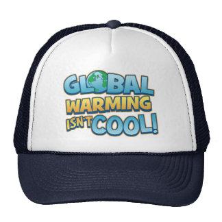 Global Warming Isn't Cool Trucker Hat