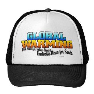 Global Warming News Cap