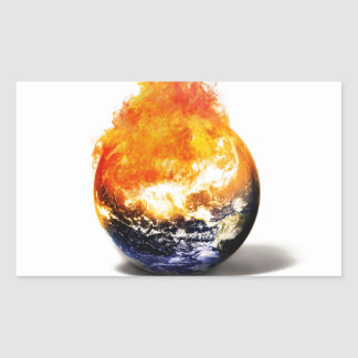 Global Warming Stickers