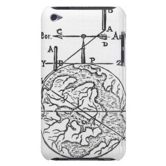 Globe 3 iPod Case-Mate case