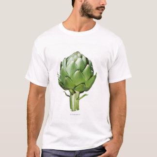 Globe Artichoke on White Background Cut Out T-Shirt
