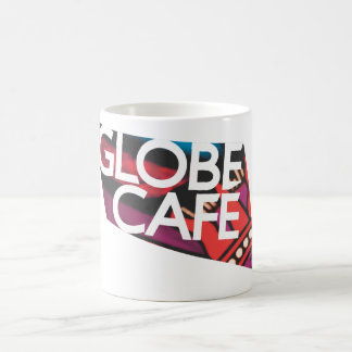 Globe Cafe multicoloured Coffee Mug