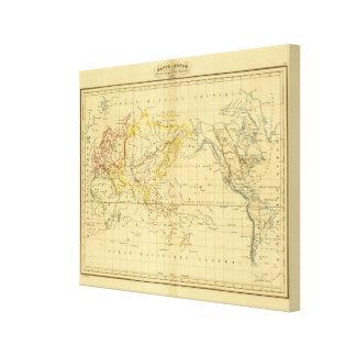 Globe Canvas Prints