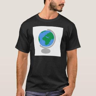 Globe Cartoon T-Shirt