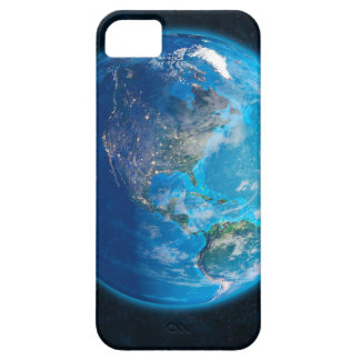Globe DayNight America Case For The iPhone 5
