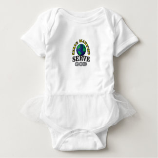 globe service to god and man baby bodysuit