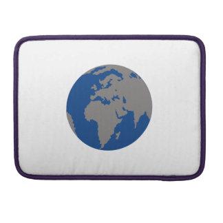 globe sleeve for MacBook pro