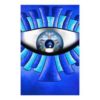 Globellinossa V1 - triple eyes Stationery