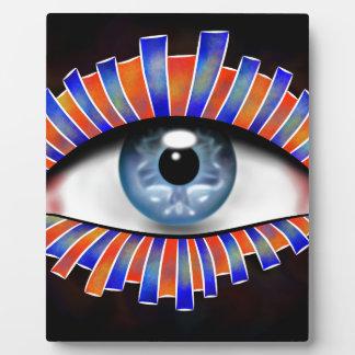 Globellium V1 - an eye on you Photo Plaques