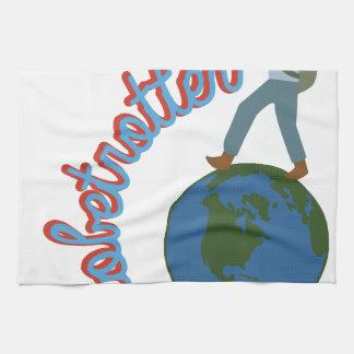 Globetrotter Hand Towels