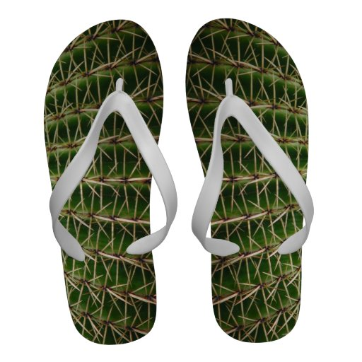 Glochids Flip Flops