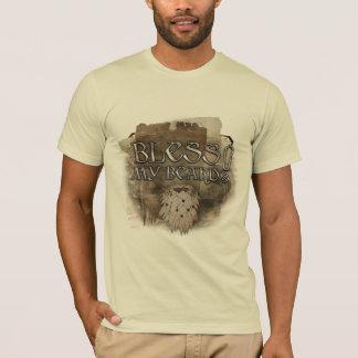Gloin - Bless My Beard T-Shirt