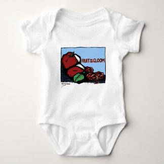 Gloom Fruit Baby Bodysuit