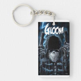 """GLOOM """"Lightning"""" Keychain"""