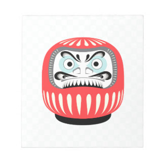 Glooma Daruma Notepad