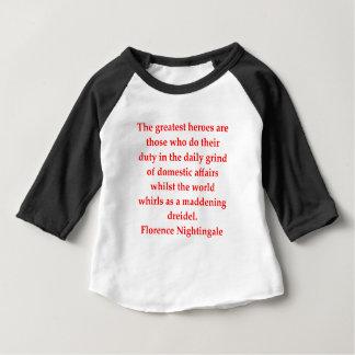 glorence nighitngale baby T-Shirt