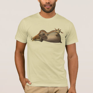 Gloria and Melman Relax T-Shirt