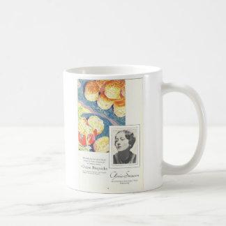 Gloria Swanson Biscuit Menu Mug