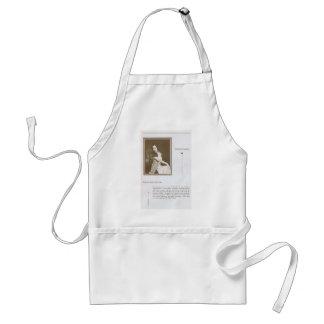 Gloria Swanson Recipe Standard Apron