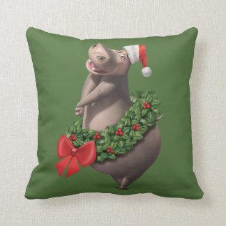 Gloria's Wreath Cushion