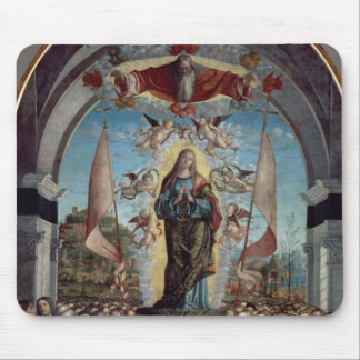 Glorification of St. Ursula and her Companions Mouse Pad