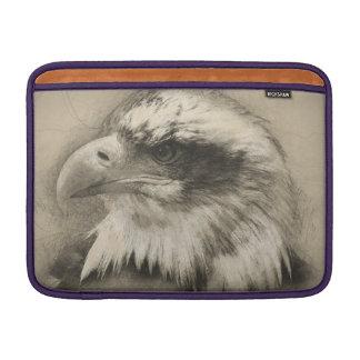 Glorious Bald Eagle Setch MacBook Sleeve
