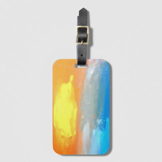 Glorious Morning Luggage Tag