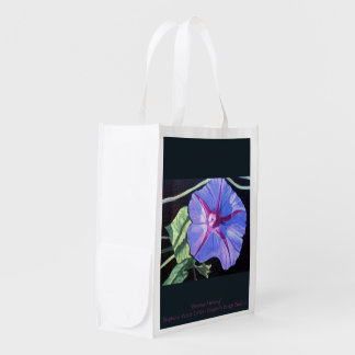 Glorious Morning Reusable Grocery Bag