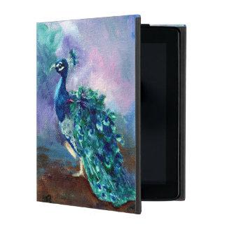 Glorious Peacock II iPad Covers