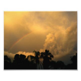 Glorious Rainbow Photo Print