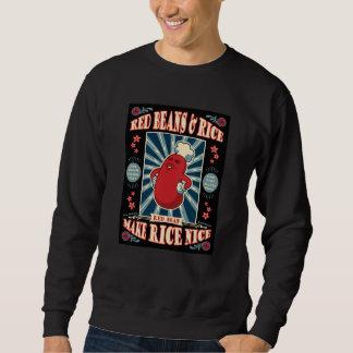 Glorious Red Beans Sweatshirt
