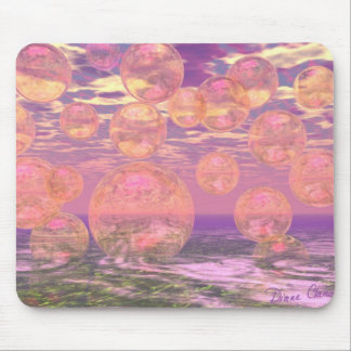 Glorious Skies – Pink and Yellow Dream Mouse Pad
