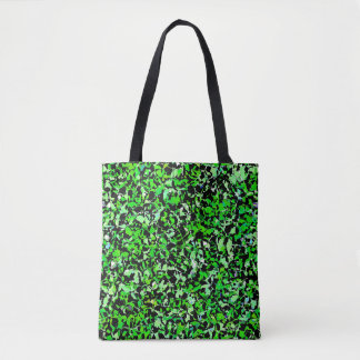 Gloriously Green Tote Bag