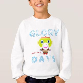 Glory Days-Cute Monkey-Morocko Sweatshirt