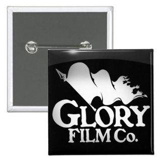 Glory Film Co. button badge