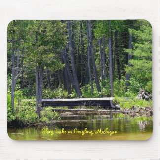 Glory Lake Mousepad