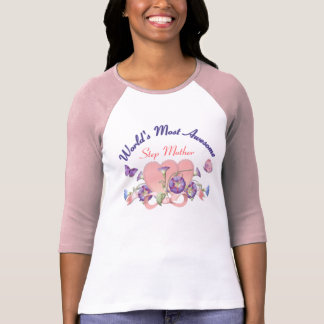 Glory Love for Step Mother T Shirts