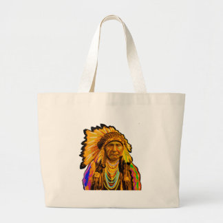 GLORY OF AGES LARGE TOTE BAG