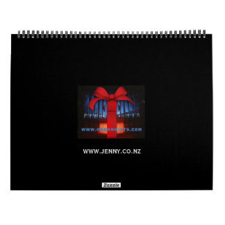Glory of Pipe Organs Wall Calendars
