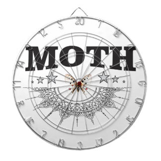 glory of the moth dartboard