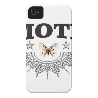 glory of the moth iPhone 4 Case-Mate case