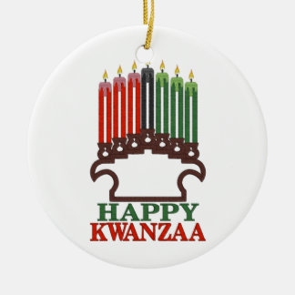 Glory To Traditions Kwanzaa Holiday Ornament